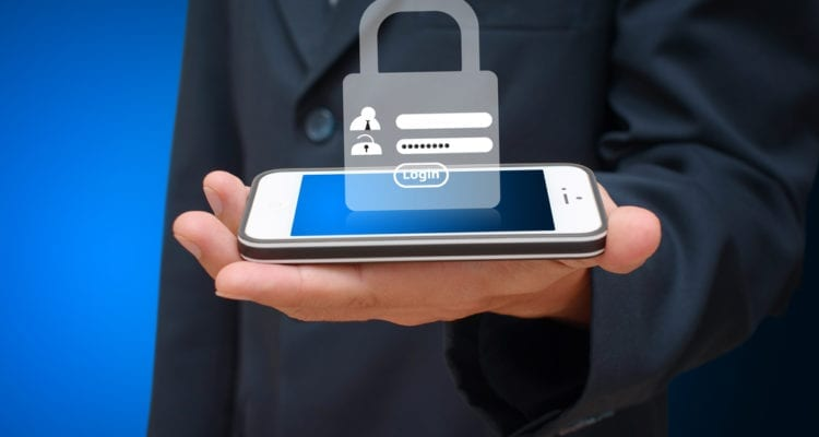 Data security in mobile applications