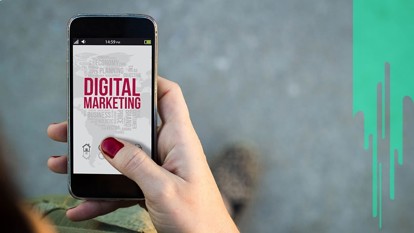 What is digital marketing? Description in brief