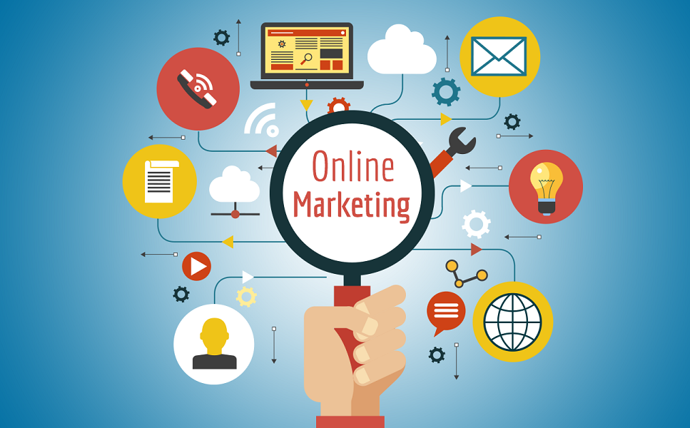 How to popularize your business with Online Marketing