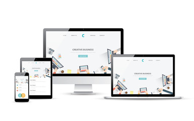 Building a website is not as easy as it sometimes makes you seem.It is important that a website is well designed so that visitors (potential customers) are converted to actual customers.