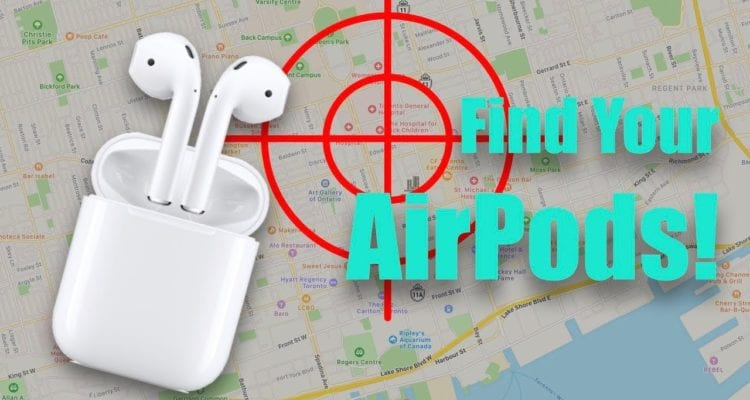 How to Locate Your AirPods With The iPhone