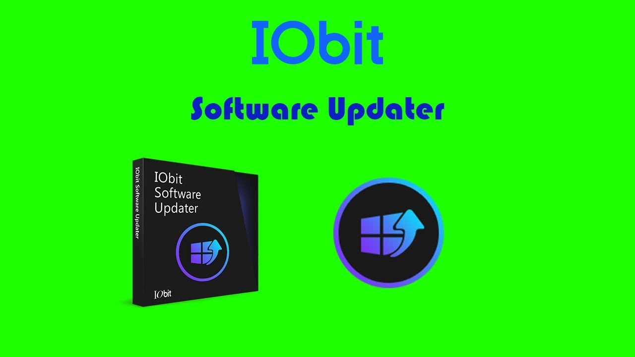 How To Keep software updated on Windows with IObit Software Updater