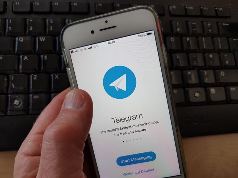The New Version of Telegram Puts Users in Close Proximity