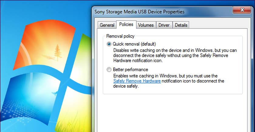 """Safely Remove the Device"": It's Almost Over In Window 10"