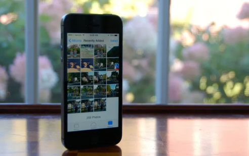 How To Find Your Photos in iOS 8