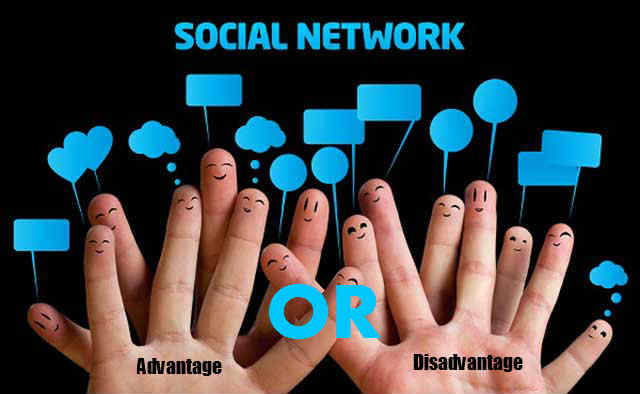 7 The advantages and disadvantages of social networks for young people