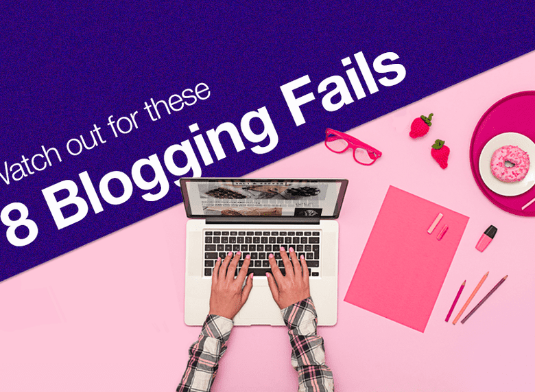 Boring tendencies among bloggers