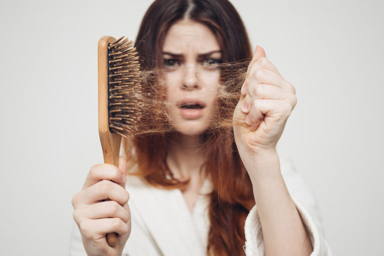 7+ Ways to overcome excessive hair loss