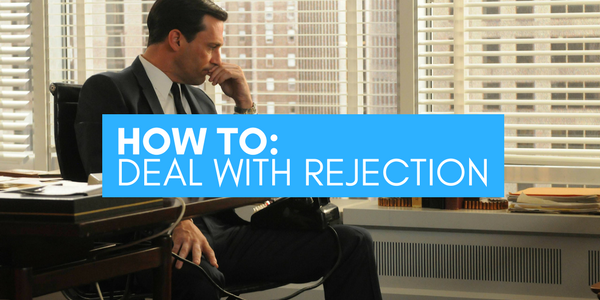 7 tips to better deal with rejection