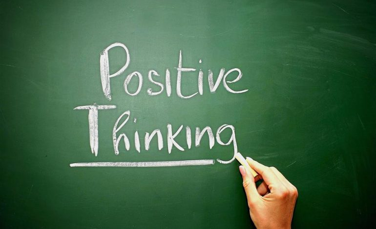 Why always positive thinking is not a solution