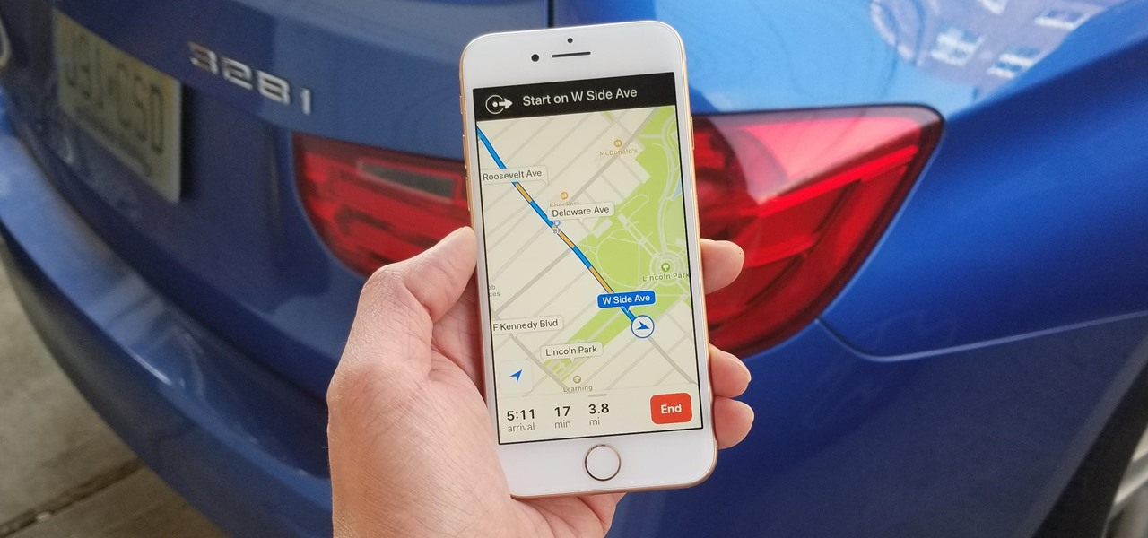 "How To Enable ""Tour"" Mode in Maps Under iOS 8"