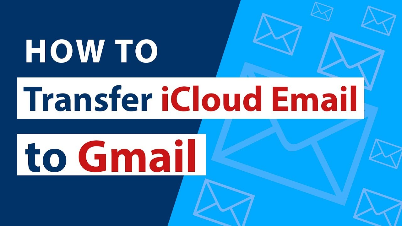 How To Transfer iCloud Emails To Another Address
