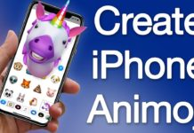 How To Create, Save And Share Animojis In iPhone X