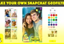 How To Make Snapchat Geofilter Online