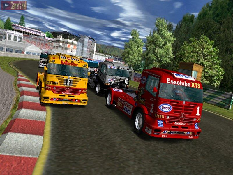 The Best Truck Driving Game For PC