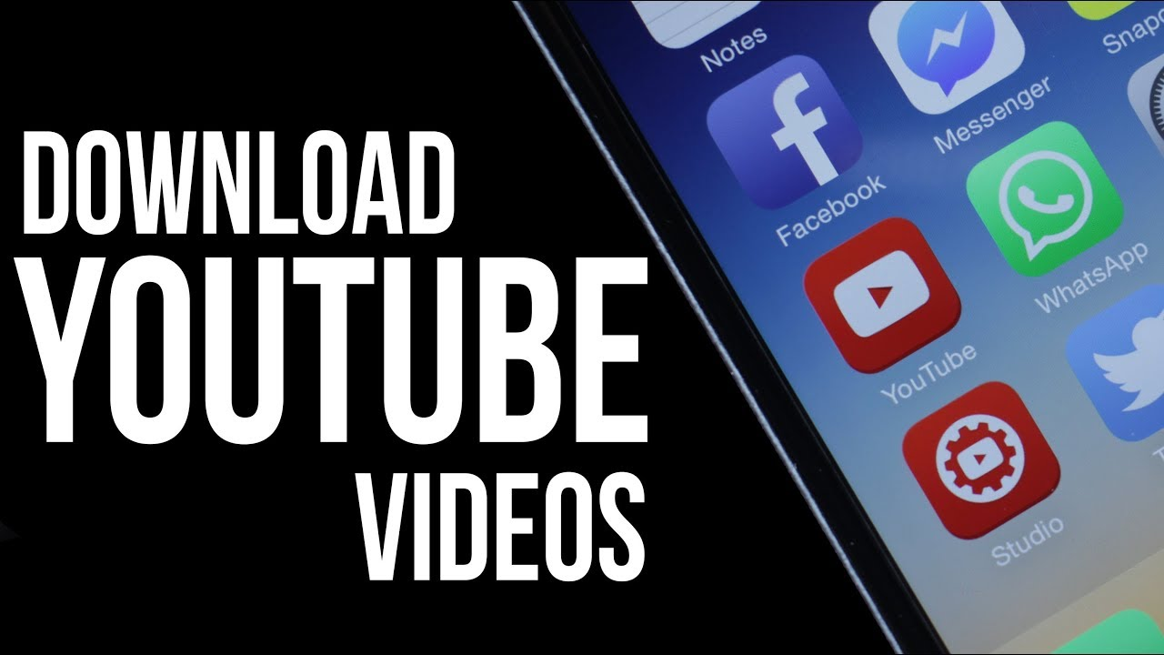How to Download YouTube Videos on iPad?