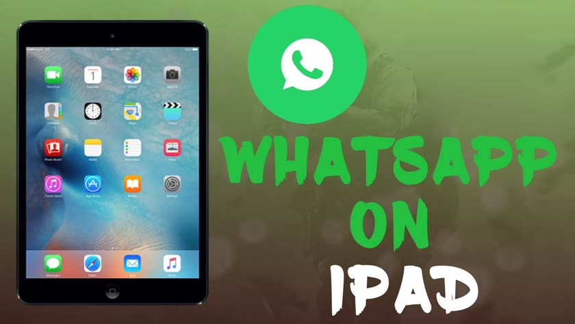 How To Use WhatsApp on iPad?