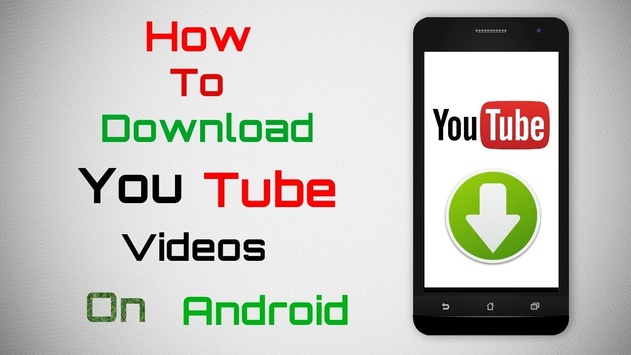 How To Download YouTube Videos on Mobile Phones