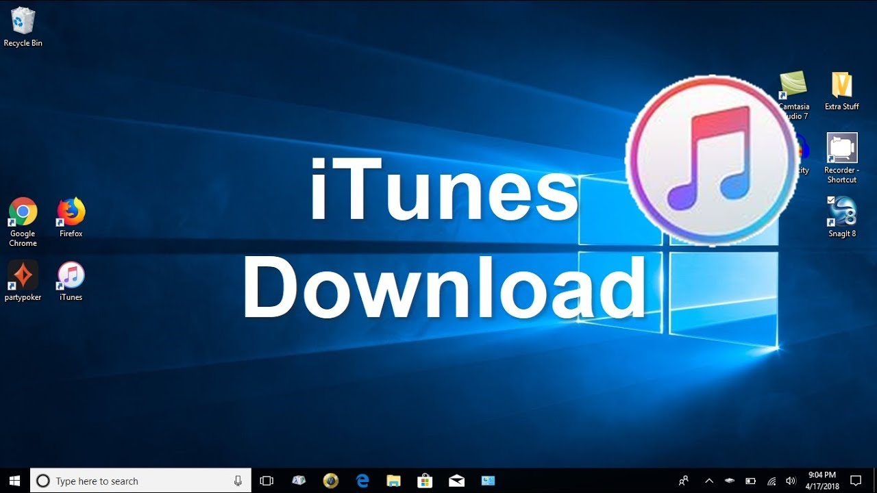 How To Install itunes On Your Computer?