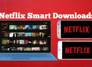 How To Activate Smart Downloads On Netflix