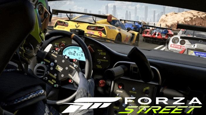 Forza Street For Windows 10, iOS and Android