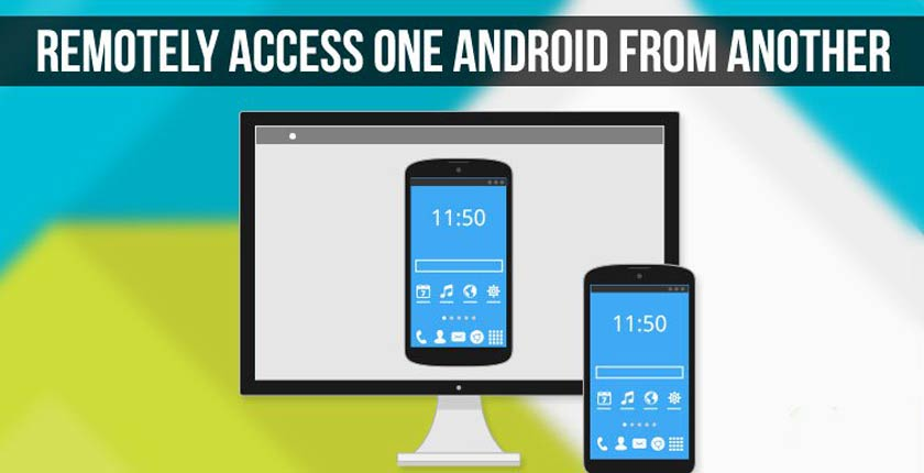 How To Access Android Phone From PC Remotely
