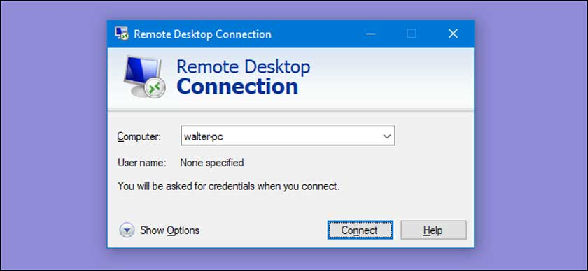 How To Enable Remote Desktop Windows 10