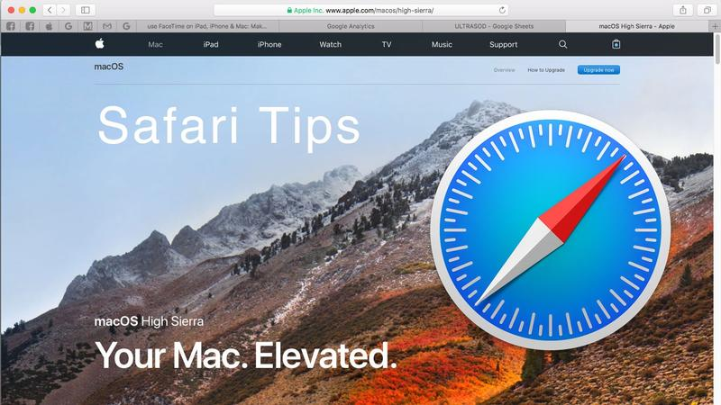10 Safari Tips That Will Allow You To Fully Use The Browser