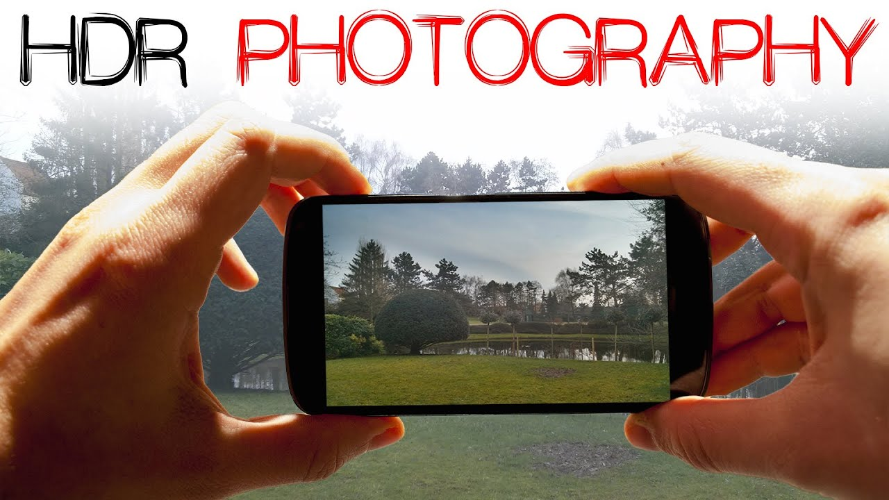 When To Take HDR Photos on a Camera Phone?
