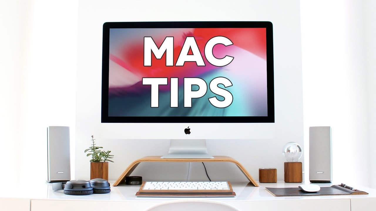 The best Mac tips and tricks to absolutely know