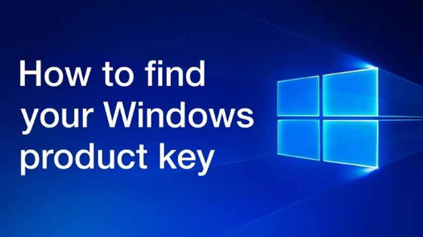How To Find Product Key of your Windows 10?