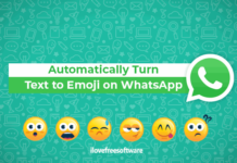 How To Change Text To WhatsApp Emojis Automatically