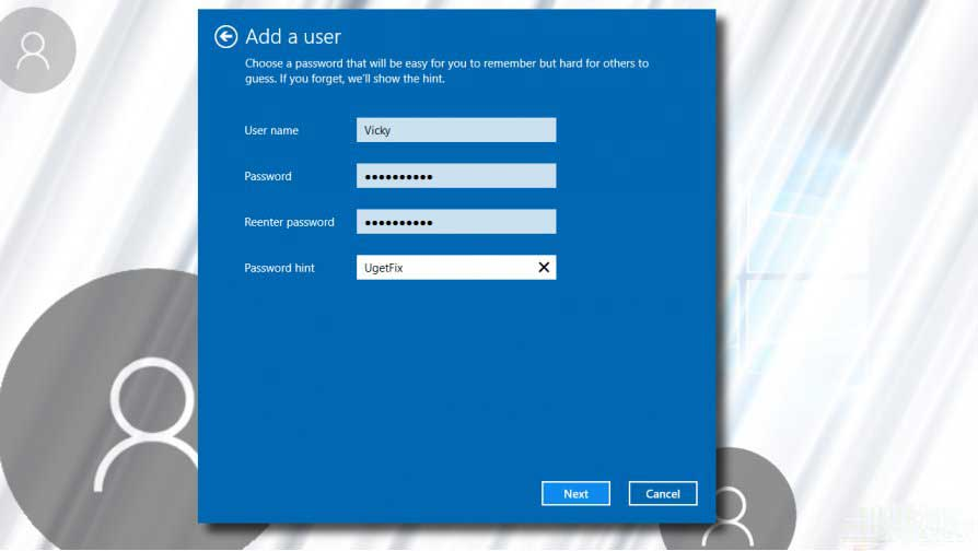 How To Create User Account in Windows 10