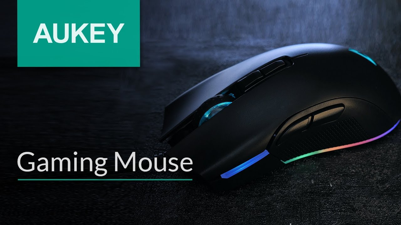 Aukey GM-F1 Mouse For Gamers