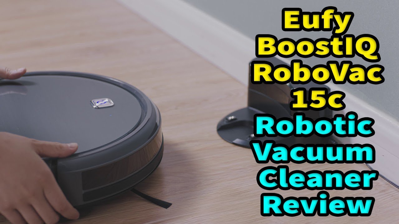 Full Guide Of Eufy BoostIQ RoboVac 15C Vacuum Cleaner