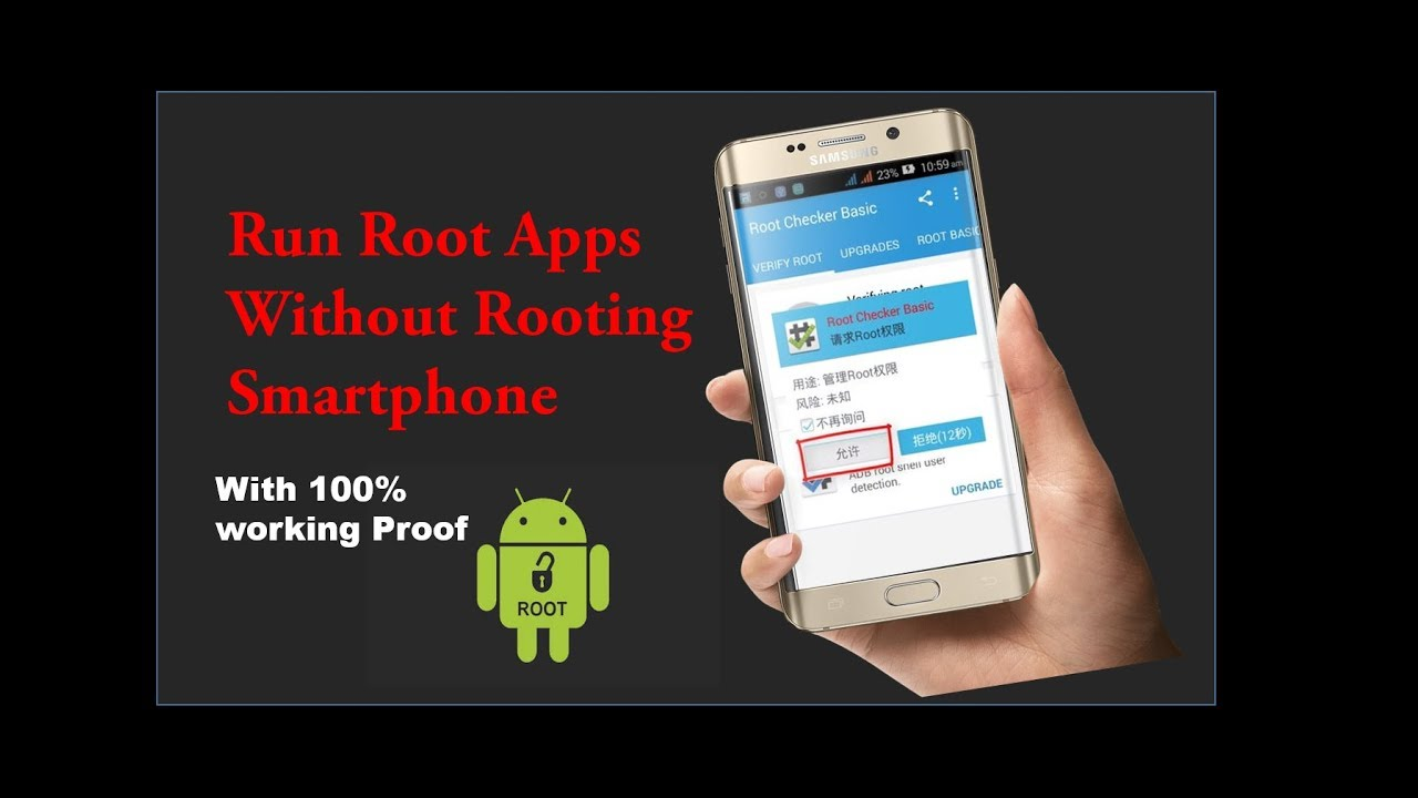 How To Get Root Access Without Rooting Android
