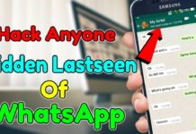 How To See The Hidden Last Seen WhatsApp