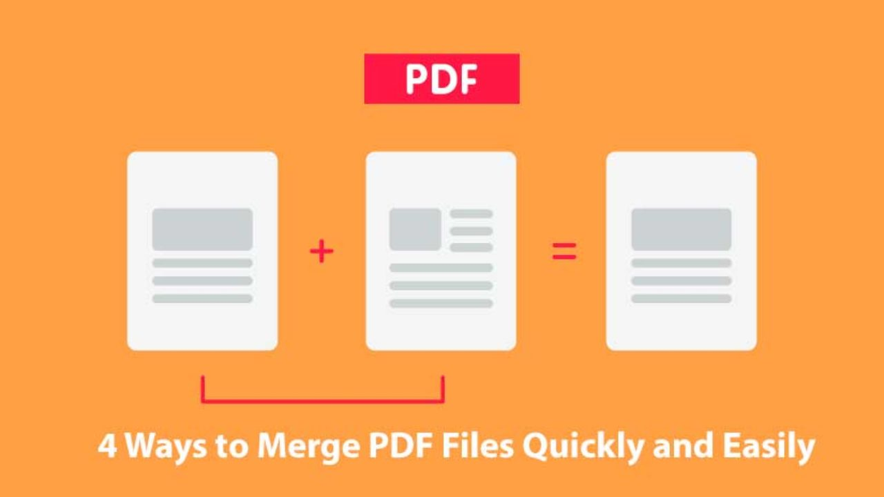 4 Ways to Merge PDF Files Quickly and Easily - True Gossiper