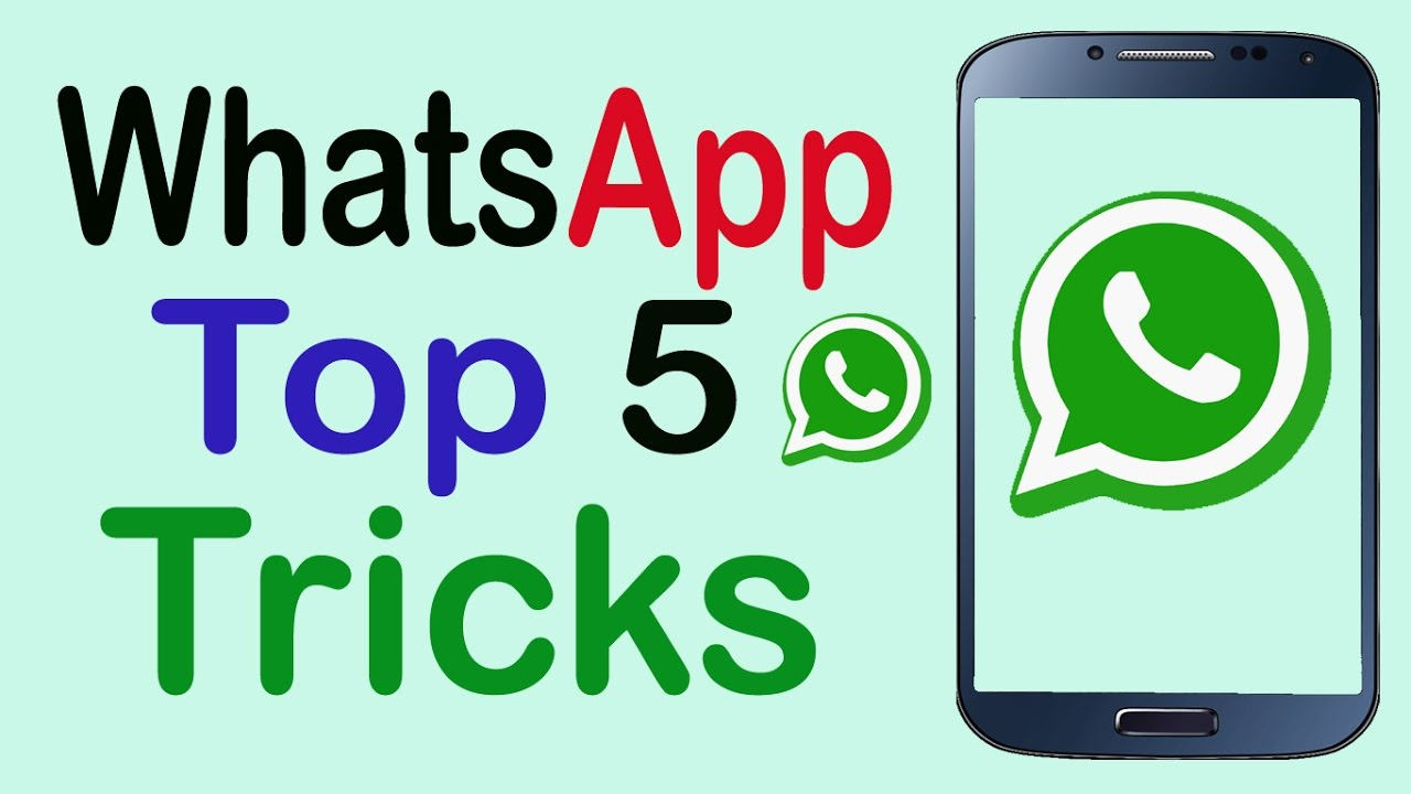 5 WhatsApp Secret Tricks You Must Try