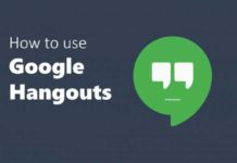 How To Use Google Hangout Easily And Quickly