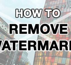 How To Delete A Watermark From A Photo Of Android Camera