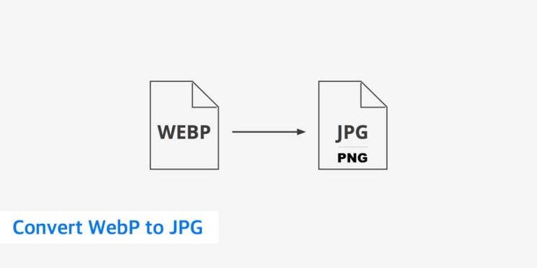 5 Ways to Convert a WebP Image to JPG or PNG