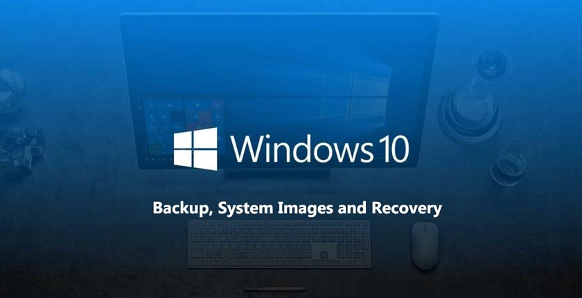 OTT Guide for Windows 10 Backup, System Images and Recovery