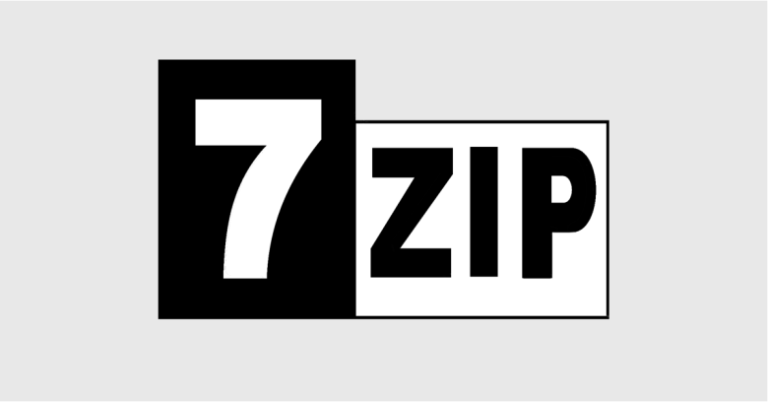 7zip – Save Time by Compressing Your Attachments.