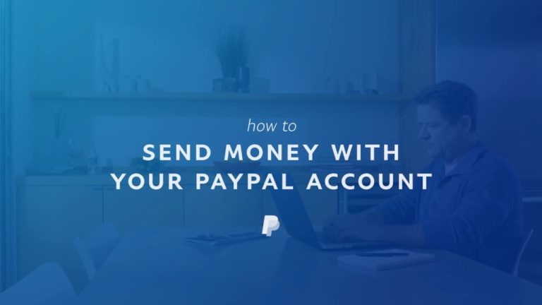 How to Open PayPal, How to Pay with it and how to send money to someone else?