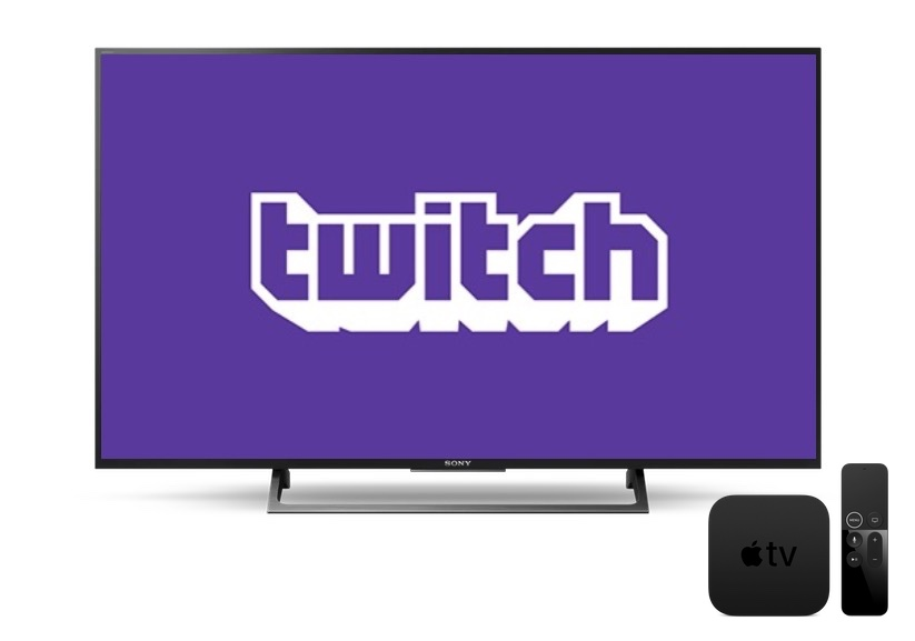 Twitch for Apple TV is available in beta
