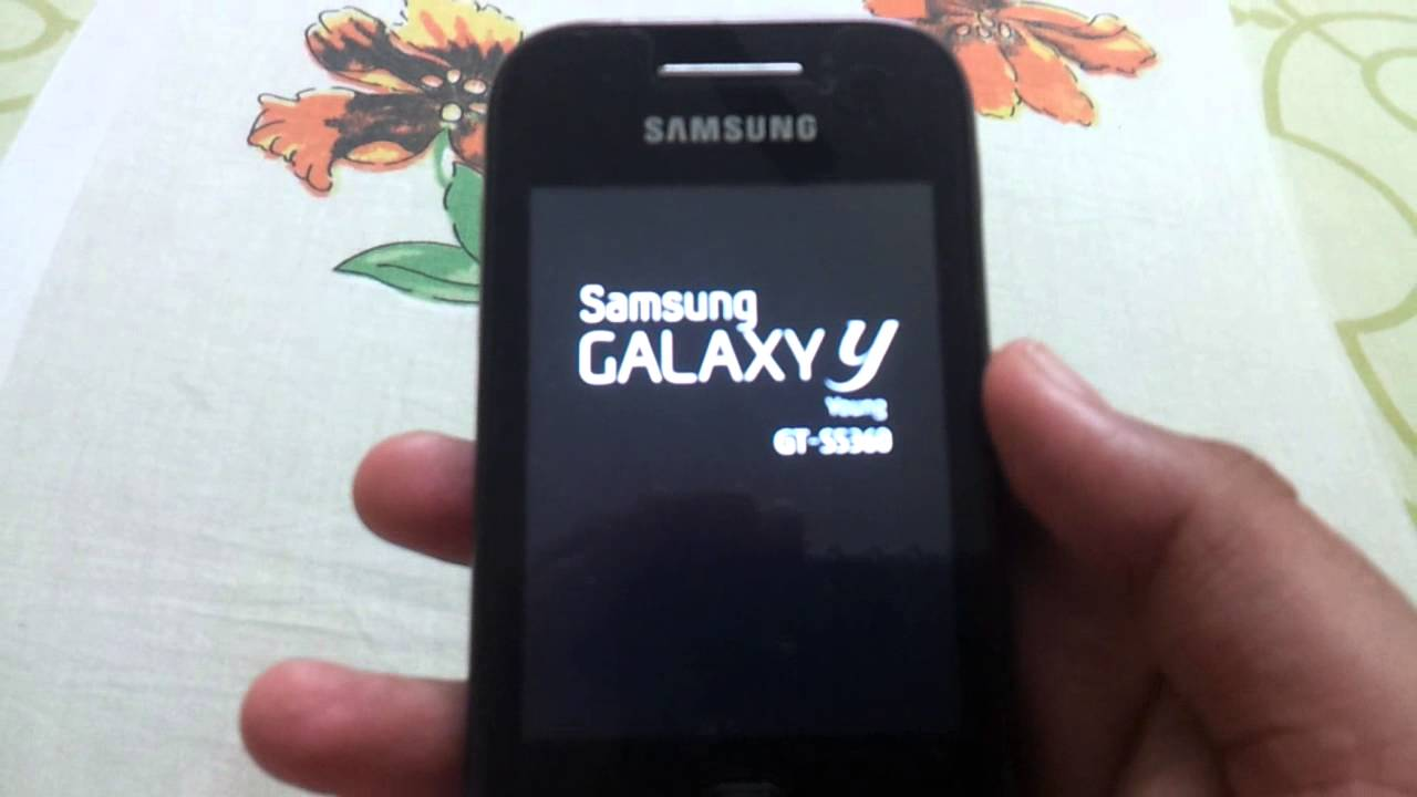 How to Root Galaxy Young GT-S5360 without a PC