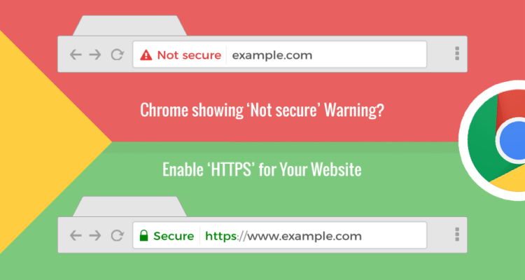 How to Display a Secure Site Certificate in Chrome?