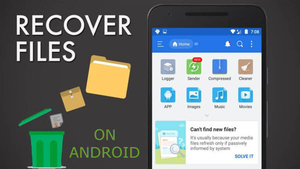 How to Recover Data on Android?