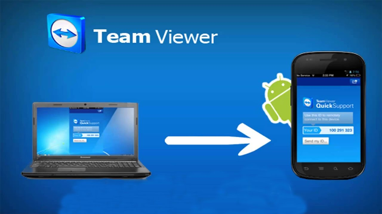 How To Use TeamViewer From Your Smartphone?